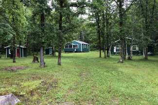 Cabins and 40 Acres County 45