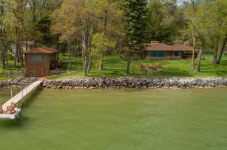 Leech Lake 4563 Pine Point Circle NW