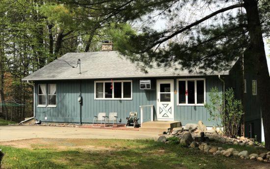 Charming Home on Prestigious Ten Mile Lake