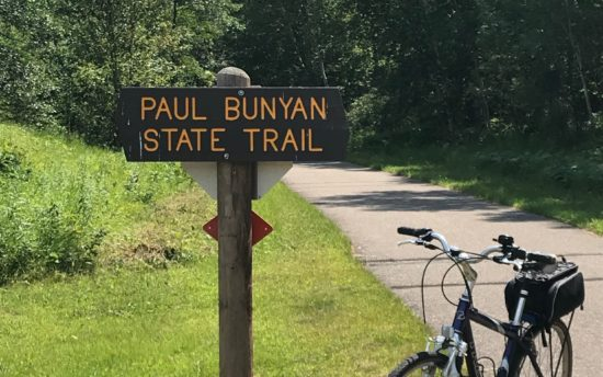 Paul Bunyan State Trail